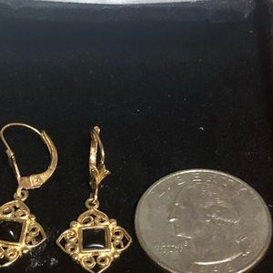 Jewelry - 14k gold earrings